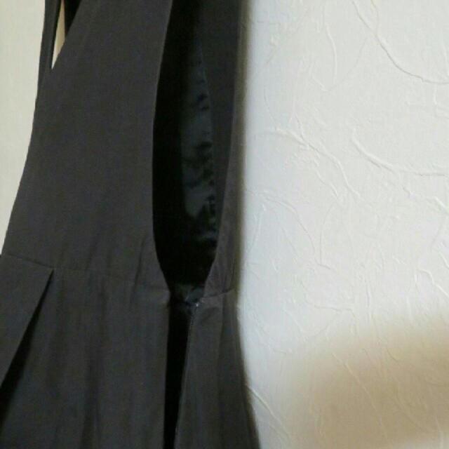 SM2(サマンサモスモス)のVネックジャンパースカート  レディースのワンピース(ロングワンピース/マキシワンピース)の商品写真