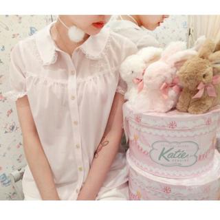 ケイティー(Katie)のKatie ブラウス(シャツ/ブラウス(半袖/袖なし))