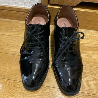 ジェフリーキャンベル(JEFFREY CAMPBELL)のジェフェリーキャンベル エナメルシューズ(ローファー/革靴)