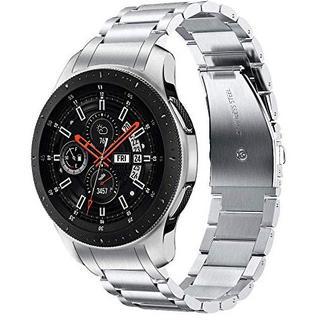 46mm V-MORO Watch Galaxy メタル シルバー + クリップ