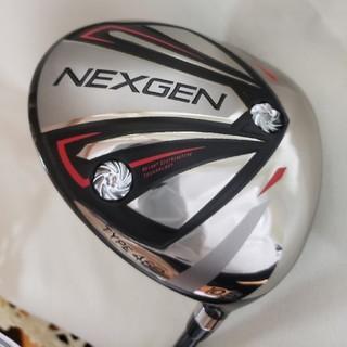 NEXGEN 6 ドライバー 10.5(飛びます!)