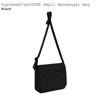シュプリーム(Supreme)のsupreme lacoste small messenger bag (メッセンジャーバッグ)