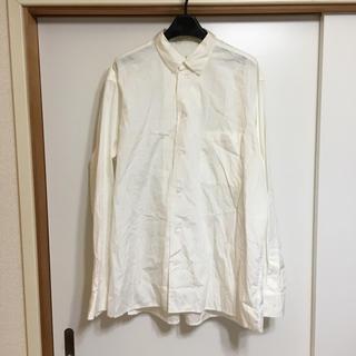 ヨウジヤマモト(Yohji Yamamoto)のヨウジヤマモト プールオム  長袖シャツ(シャツ)