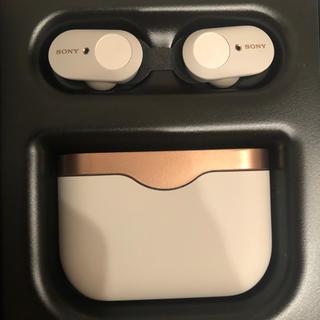 SONY -  ワイヤレスノイズキャンセリングステレオヘッドセット WF-1000XM3