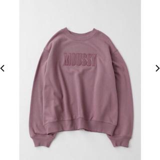 moussy - MOUSSYプルオーバー
