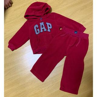 ベビーギャップ(babyGAP)のGAP♡フリース♡セットアップ(その他)