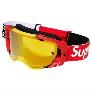 シュプリーム(Supreme)のsupreme honda fox racing vue goggles red(装備/装具)