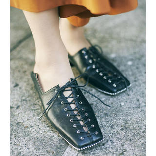Ameri VINTAGE - LACE UP LOAFER アメリヴィンテージ