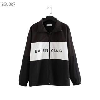 バレンシアガ(Balenciaga)の美品 BALENCIAGA ナイロンジャケット男女兼用(ナイロンジャケット)