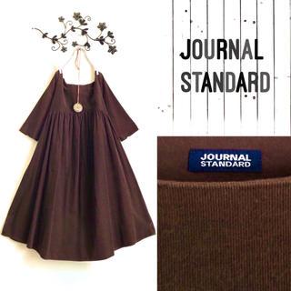 JOURNAL STANDARD - JOURNAL STANDARD*ジャーナルスタンダード*秋冬ワンピース