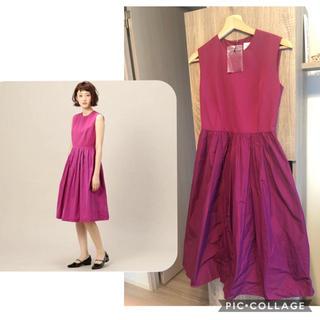 ユナイテッドアローズ(UNITED ARROWS)の新品 ユナイテッドアローズ ワンピース(ドレス)(ミディアムドレス)