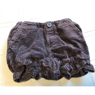 Combi mini - コンビミニ ショートパンツ かぼちゃパンツ