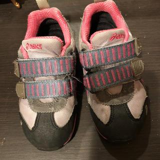 アシックス(asics)の子供の靴(スニーカー)