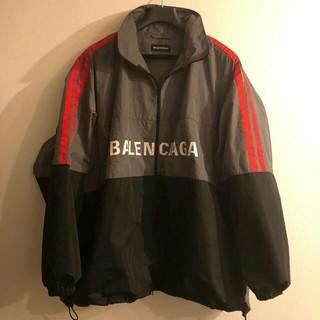 バレンシアガ(Balenciaga)の最終値下げ!balenciaga トラックジャケット バレンシアガ(ナイロンジャケット)