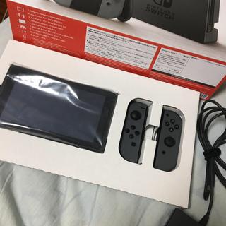 Nintendo Switch - Nintendo Switch Joy-Con(L)/(R) グレー