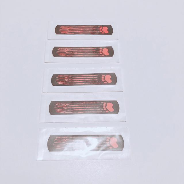 ジャニーズJr.(ジャニーズジュニア)のSixTONES 絆創膏 エンタメ/ホビーのタレントグッズ(アイドルグッズ)の商品写真