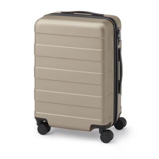 MUJI (無印良品) - 無印良品 MUJI キャリーバッグ スーツケース
