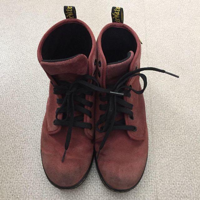 ドクターマーチン スエードブーツ レディースの靴/シューズ(ブーツ)の商品写真