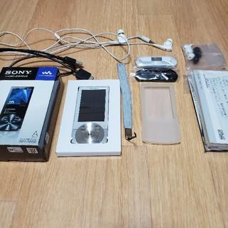 SONY - SONY WALKMAN NW-A856  32GB ホワイト ウォークマン
