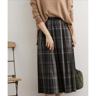 DOORS / URBAN RESEARCH - 新品タグ付き DOORS チェックプリーツスカート
