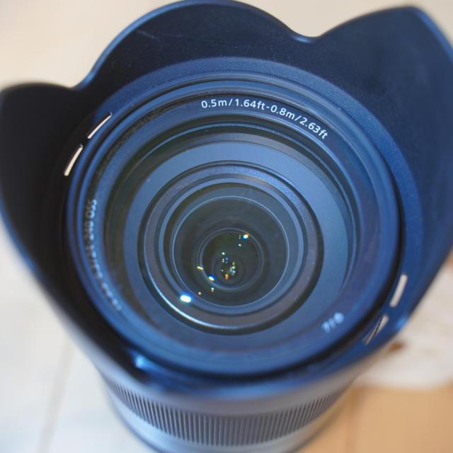 SONY(ソニー)の美品 SONY SEL24240 FE 24-240mm F3.5-6.3OSS スマホ/家電/カメラのカメラ(レンズ(ズーム))の商品写真