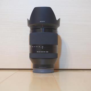 SONY - 美品 SONY SEL24240 FE 24-240mm F3.5-6.3OSS