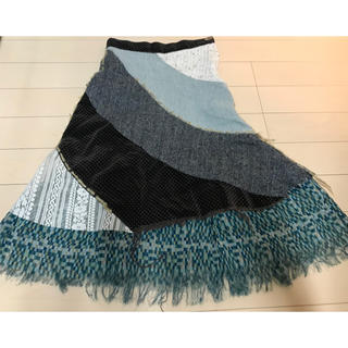 ブーフーウー(BOOFOOWOO)のu.pee clozet  冬物 スカート Sサイズ 110くらい(スカート)