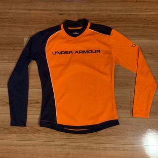 UNDER ARMOUR - アンダーアーマー サッカーシャツ 長袖