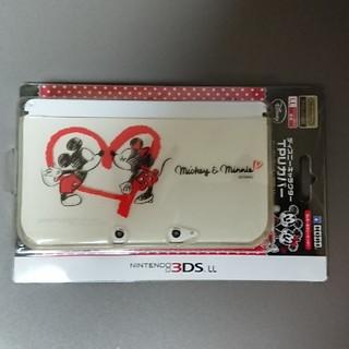ニンテンドー3DS(ニンテンドー3DS)の3DSLL  カバー  ディズニー  (その他)