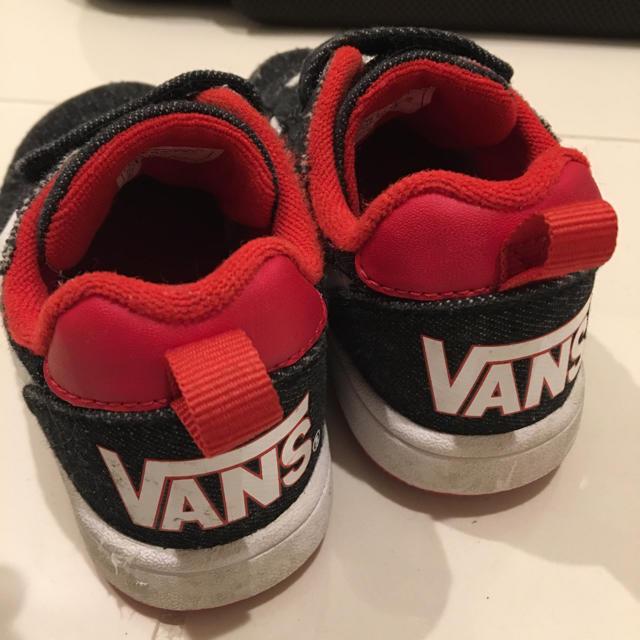 VANS(ヴァンズ)のVANS スニーカー 16センチ キッズ/ベビー/マタニティのキッズ靴/シューズ (15cm~)(スニーカー)の商品写真