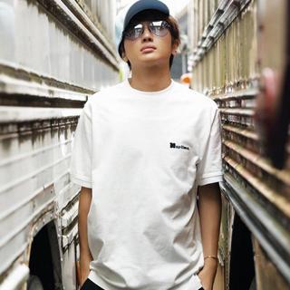 AAA - Nissy アパレルブランド naptime 白Tシャツ