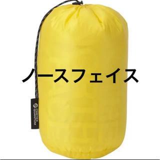 THE NORTH FACE - 【未開封新品】ノースフェイス 3L 黄色 小物入れ 小分け袋 パーテックス