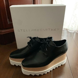 Stella McCartney - 新品 Stella McCartney ステラ マッカートニー エリス シューズ