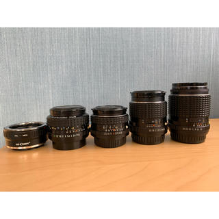 PENTAX - PENTAX 流行りのオールドレンス4本セット!SONYマウントアダプター付