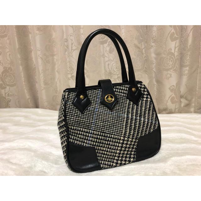 Vivienne Westwood(ヴィヴィアンウエストウッド)のハンドバッグ【Vivienne Westwood】 レディースのバッグ(ハンドバッグ)の商品写真