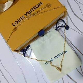 LOUIS VUITTON - 人気新品ルイヴィトンLV レディース ネックレス 超美品 アクセサリー