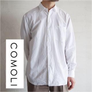 COMOLI - comoli コモリ コモリシャツ サイズ1