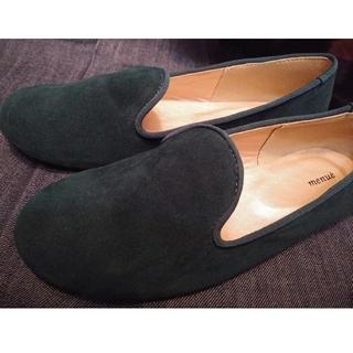 ザラ(ZARA)のオペラパンプス✨ローヒール(ローファー/革靴)
