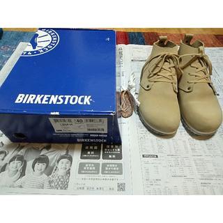 ビルケンシュトック(BIRKENSTOCK)のBIRKENSTOCK DUNDEE PLUS 40(26センチ)(ブーツ)