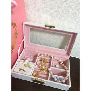 BABY,THE STARS SHINE BRIGHT - BABY 本社 お茶会 お土産 アクセサリーケース ネックレス リング セット