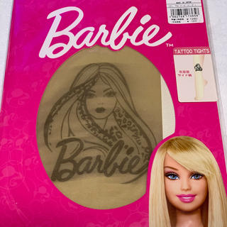 バービー(Barbie)の💖新品未使用💖バービー💖ストッキング💖(タイツ/ストッキング)