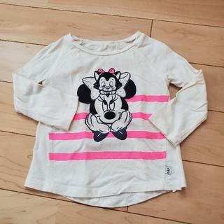 ギャップ(GAP)のGAP 長袖Tシャツ ミニー 80cm(シャツ/カットソー)