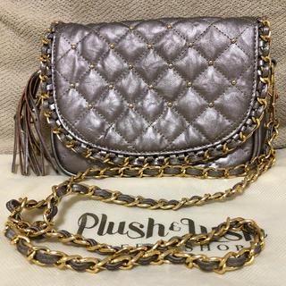 プラッシュアンドラッシュ(Plush&Lush)のplush&lush ショルダーバッグ チェーン(ショルダーバッグ)