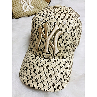 MLB ニューヨーク・ヤンキース モノグラムキャップ