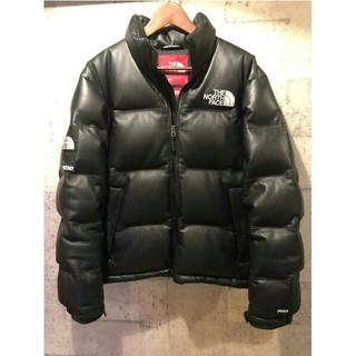 Supreme - Supreme The North Face Leather Nuptse