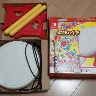 Nintendo Switch太鼓の達人 タタコン ソフトセット