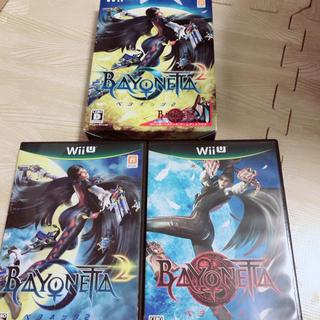 Wii U - Wii U ベヨネッタ1&2