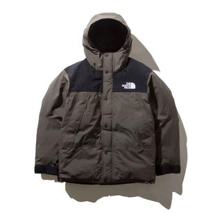 THE NORTH FACE - THE NORTH FACE MOUNTAIN DOWN JACKET NT