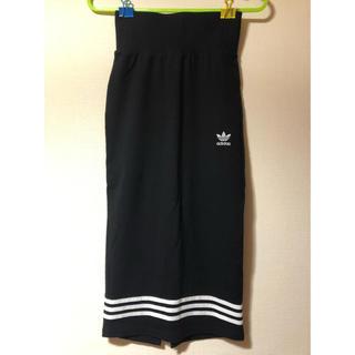 adidas - アディダスタイトスカート