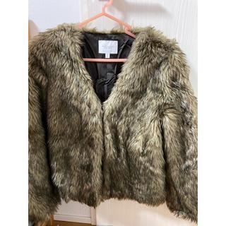 ユナイテッドアローズ(UNITED ARROWS)のファーコート(毛皮/ファーコート)